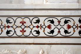 Image result for taj mahal decorations