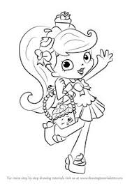 Shopkins Coloring Page Shopkins Coloring Sheets Shopkins