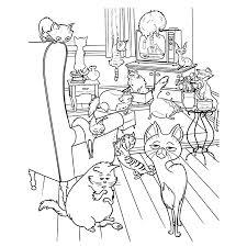 Huisdiergeheimen Secret Life Of Pets Kleurplaten