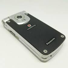 Panasonic VS3 Flip Mobile Phone As A ...