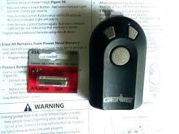 genie garage door openers batteries program genie garage door opener genie garage door opener remote genie