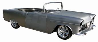 Steel Reproduction Bodies | Hotrod Hotline