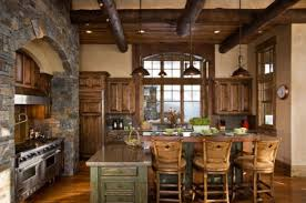 custom kitchen island ideas. Rustic Custom Kitchen Island Ideas U