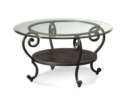 magnificent round glass top coffee table picture on remarkable metal base small woven pottery barn oak
