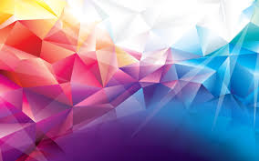 Abstract Design Polygon Shape Abstract Design Wallpaper For Desktop And