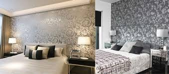 Bedroom Wallpaper Decorating Ideas