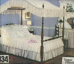 Now You Can Have Your Canopy Bed Covers Done Safely | BangDodo