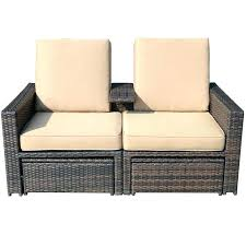 patio wicker cushions glider cushion set of replacement vintage outdoor sofa chair sets