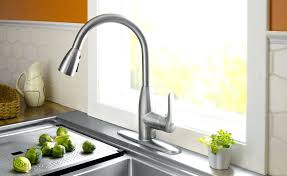 Touch Kitchen Faucet Bathroom Pull Out Smart  No Sink Faucets Touch Sink Faucet1