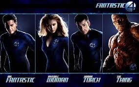 Fantastic Four Ioan Gruffudd Jessica ...