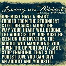 Quotes About Loving An Addict Gorgeous Pin By Lisa Franchitto On High Hopes For DRUG ADDICTION