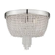 hudson valley 9008 pn royalton polished nickel flush mount lighting fixture loading zoom