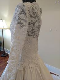 moonlight bridal ivory raw silk grace formal wedding dress size 12 l image 0