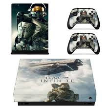 Halo 6 Mark VI & Infinity-Class Supercarrier Xbox One X Skin ...