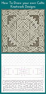 Printable Celtic Knot Designs How To Draw Your Own Celtic Knotwork Designs Part 1