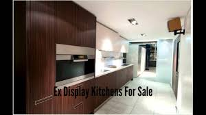 Kitchen Display Ex Display Kitchens For Sale Youtube