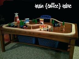 coffee table train layout train coffee table incredible train table coffee table applied to your home coffee table train layout