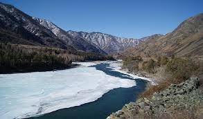 <b>Горные реки</b> - Алтай Туристский. Туристический портал