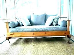 daybed swing day diy outdoor cushions daybed swing