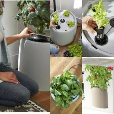 details about indoor water based hydro garden system root farm easy to start growing at home