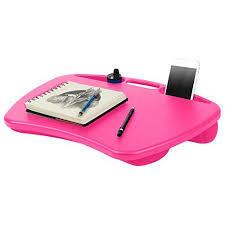 bonded leather desk set 6 piece pink. lapgear mydesk lap rest 188 bonded leather desk set 6 piece pink