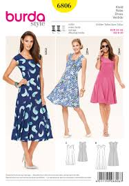 Burda Patterns Fascinating Burda Pattern 48 Patterns Burda Dresses 48 Burda Style Dresses