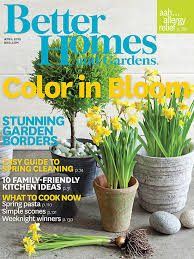 better home and garden magazine. Impressive Better Homes And Gardens Image Gallery Collection Home Garden Magazine E