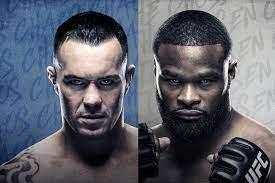 UFC Vegas 11: Covington vs Woodley ...