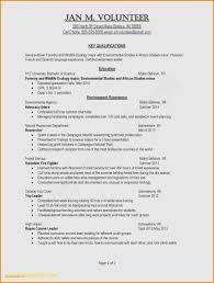Resume With Internship Experience Examples Internship Resume Template Best Student Resume Sample Elegant Design