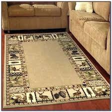 cabin area rugs cabin area rugs log rug rustic style cabin area rugs 8x10