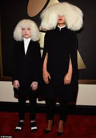 trappings of fame the aussie stress pictured at the grammy awards last week