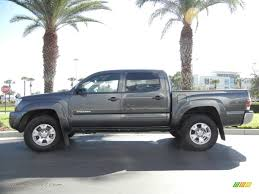 2010 Toyota Tacoma V6 SR5 PreRunner Double Cab in Magnetic Gray ...