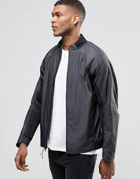 nike hypermesh varsity jacket in black men nike jackets with black hot