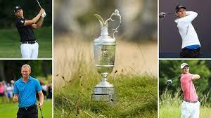 4 deutsche Starter: Die British Open ...