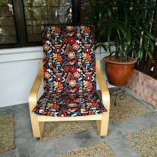 Kitchen Chair Cushions Ikea Chair Cushion Etsy