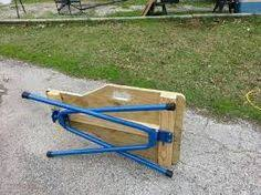 Portable Shooting Bench  Woodworking  Pinterest  Shooting Bench Plans For Portable Shooting Bench