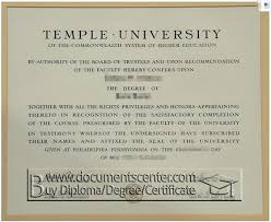 buy temple university diploma online