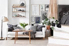monochrome living room inspiration