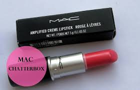mac chatterbox lipstick swatch review