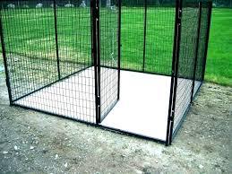indoor dog playpen with floor outdoor kennels ideas kennel design designs