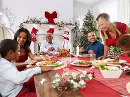Saying No To Family Pressures At Christmas Saga