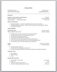 work experience resume template. resume templates for no work experience student resume templates no
