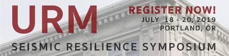 Urm Seismic Resilience Symposium Aia Oregon