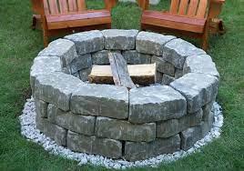 Diy Backyard Fire Pit Build It In Just 7 Easy Steps