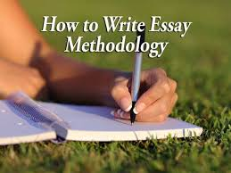 how to write essay methodology marvelous essays blog close up of a w hand writing on a notebook outdoor