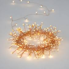 80 cer fairy lights battery operated