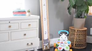 Diy Height Chart Make A Diy Kids Height Chart In 5 Steps Angies List