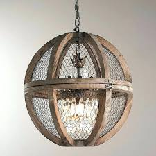 wood ball chandelier lovable round wood chandelier small wood chandelier idea round rustic chandeliers mesmerizing white washed wood sphere chandelier