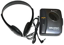 sony walkman cassette player. sony walkman avls wm-ex122 portable cassette player