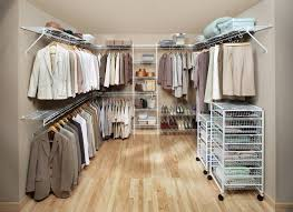 Getting a walk-in closet, no matter if you're a man or woman, can be a  really exciting prospect. It means you've been able to earn enough money to  buy a big ...